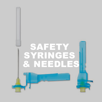 SAFETY SYRINGES AND NEEDLES